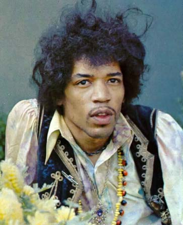 Channeling Jimi Hendrix, Part Three