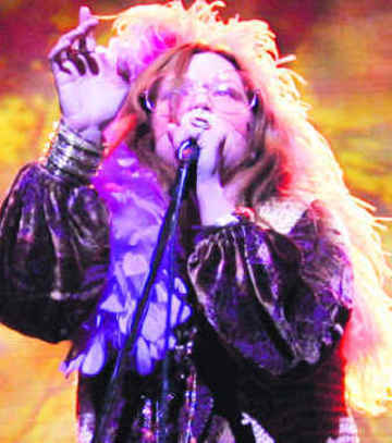 Channeling Janis Joplin, Part Two