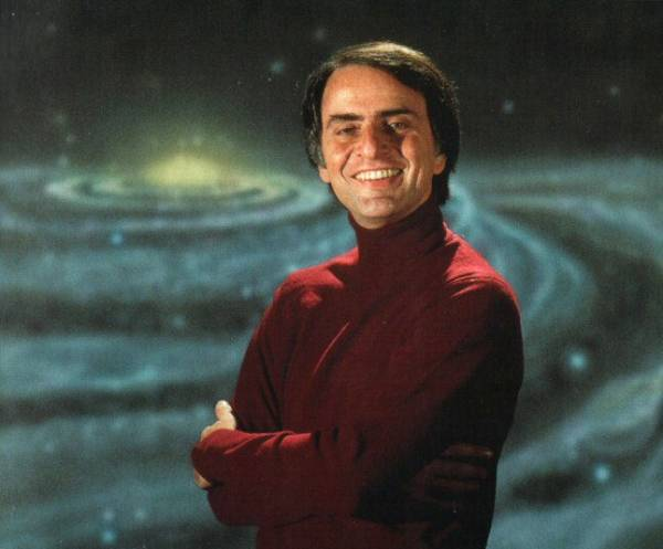 Channeling Carl Sagan, Part Two