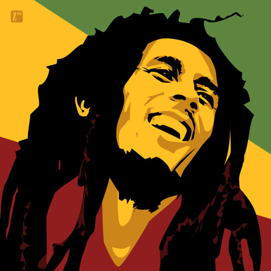 Channeling Bob Marley, Part Two