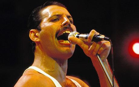Channeling Freddie Mercury, Part Two
