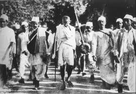 Channeling Mahatma Gandhi, Part Four