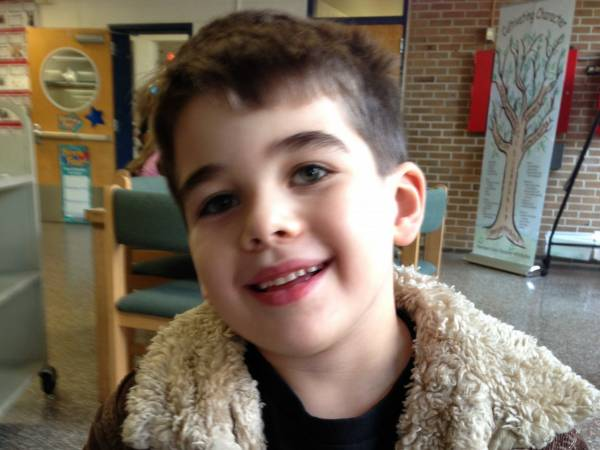 The Little Boy From the Sandy Hook Tragedy