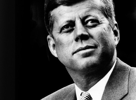 Channeling John F. Kennedy, Part One