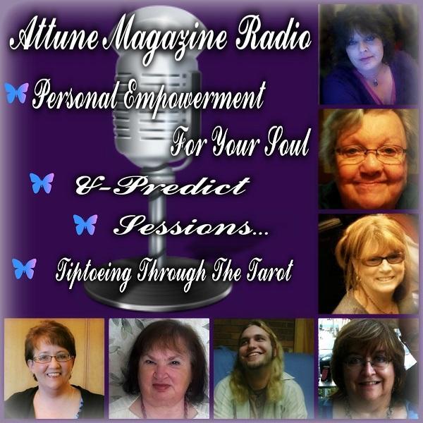 Attune Magazine Radio with Jean Maurie