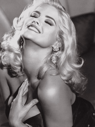Channeling Anna Nicole Smith