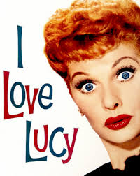 Channeling Lucille Ball