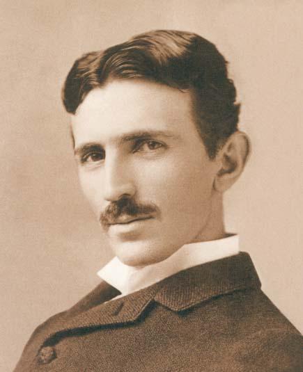Channeling Nikola Tesla, Part One