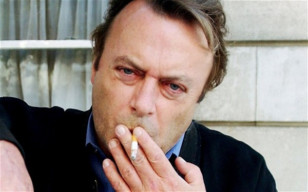 An Interview with Christopher Hitchins