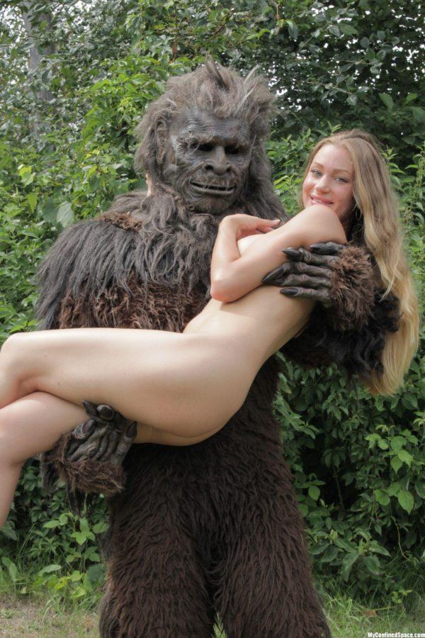 Channeling Bigfoot, Part Seven