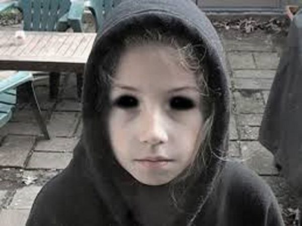 The Black-Eyed Children
