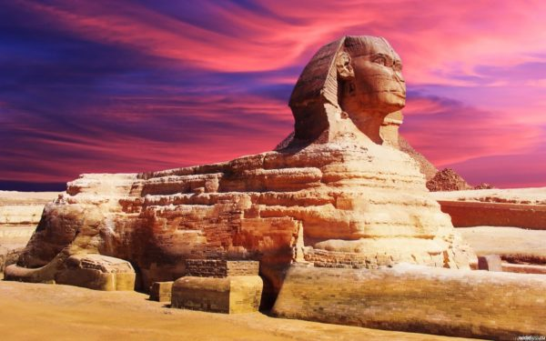 The Sphinx, Part Two