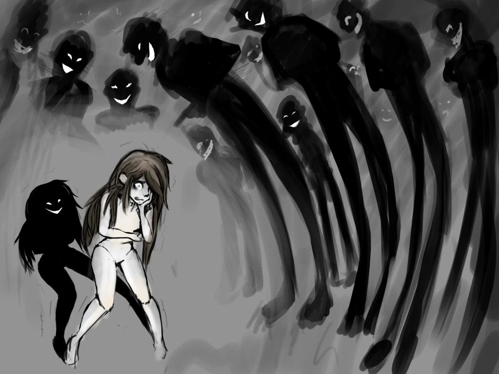 Image result for agoraphobia