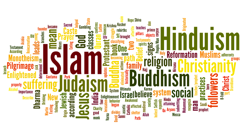 a history of islam a monotheistic religion in the african world The bahá'í faith in africa has a diverse history part of the world, but that african christianity islam is the other major religion in africa.