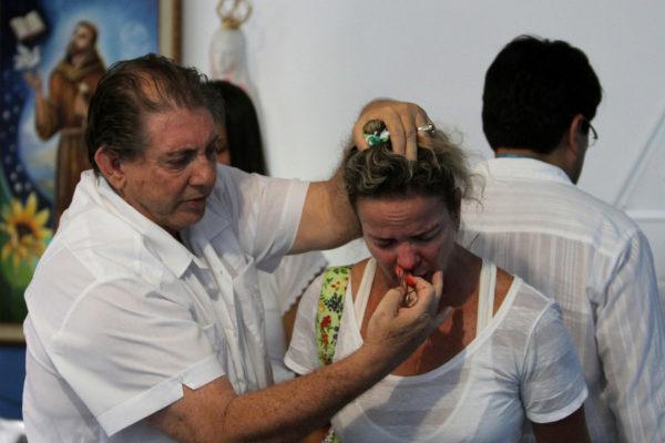 John of God Performing Surgery