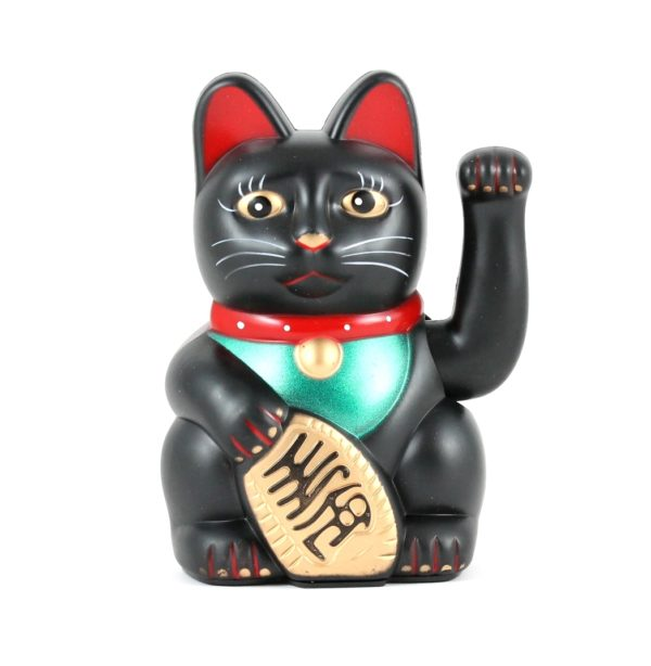Little Japanese Waving Cat