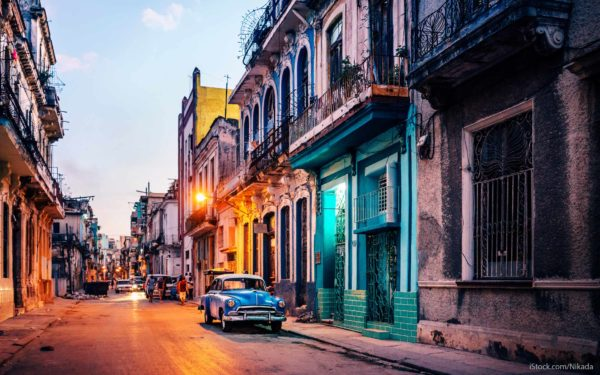 Erik on Cuba, Part One