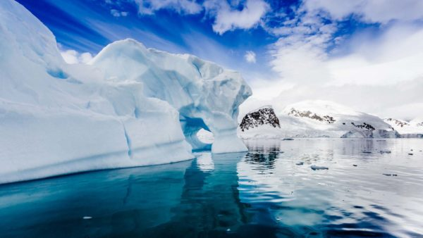 Erik on Antarctica, Part Two