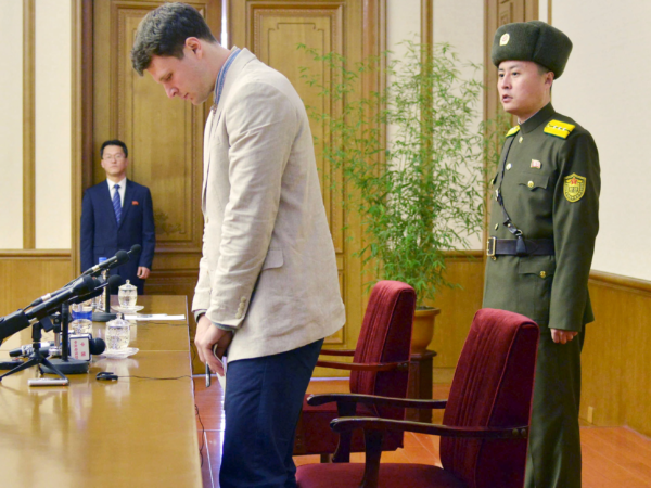 North Korea, Kim Jong-Un and Otto Warmbier, Part Two