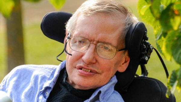 The Afterlife Interview with Stephen Hawking