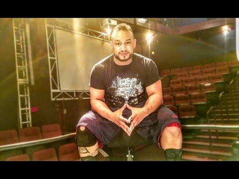 Jamin Olivencia, Pro-Wrestler and Motivational Speaker