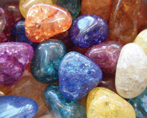Sensing Crystal Energy