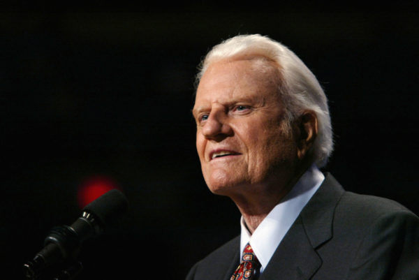 The Afterlife Interview with Billy Graham