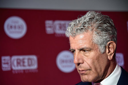 The Afterlife Interview with Anthony Bourdain