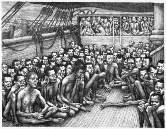 An Afterlife Interview with the African Slave Collective and Harriet Tubman