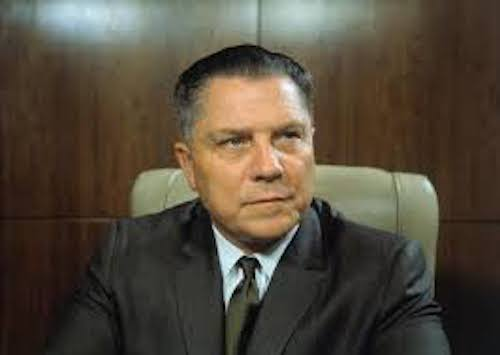 Where Are You, Jimmy Hoffa? Part One