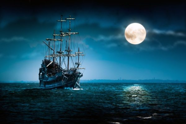 Thirteen of the CREEPIEST Ghost Ships