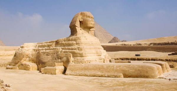 The Mysteries of the Great Sphinx