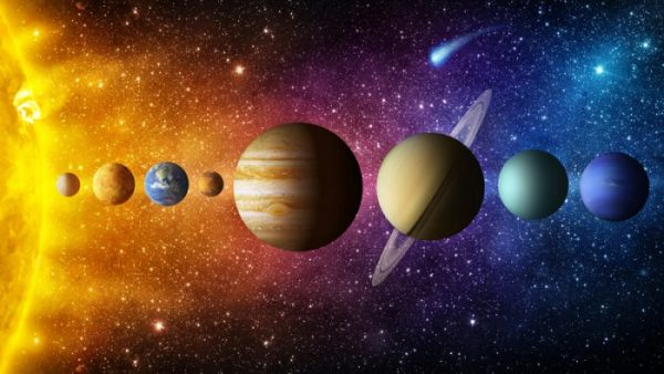Erik Reveals Secrets of Our Solar System